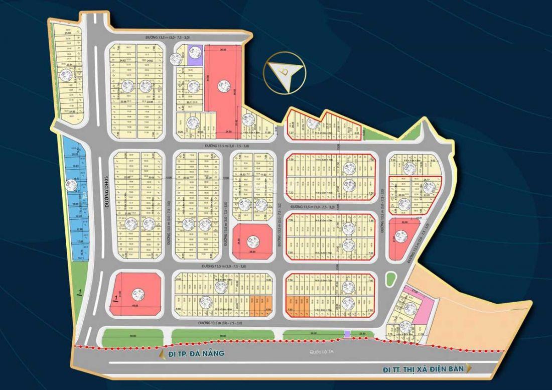 Đất nền Epic Town Quảng Nam 2