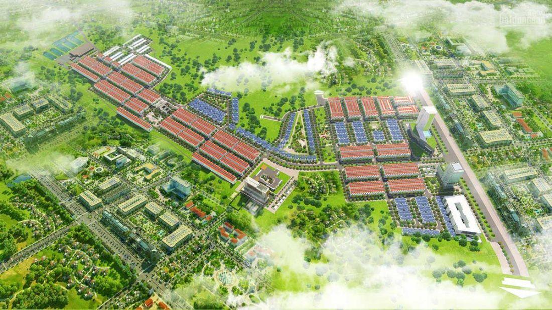 Quy mô dự án đất nềnFelicia City Bình Phước