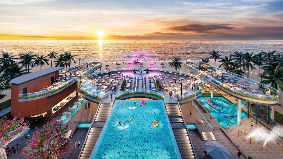 Khu căn hộ khách sạn Best Western Plus Long Beach Resort Phú Quốc 5