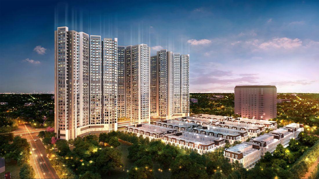 Khu căn hộ Hoàng Huy Commerce Hải Phòng 2