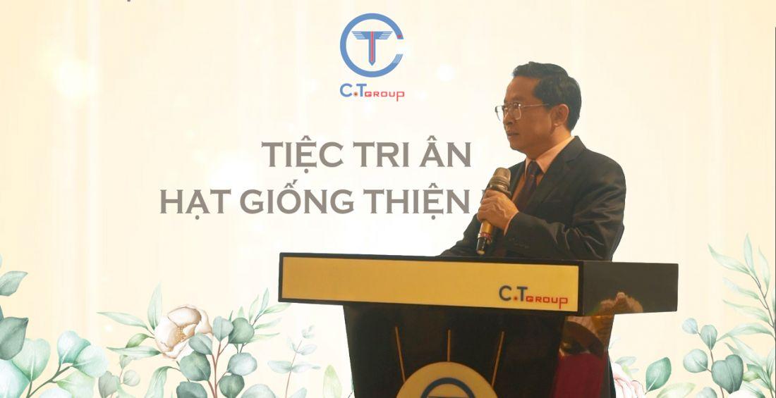 Tập đoàn C.T Group gây thích thú với chương trình Tri ân những hạt giống thiện lành