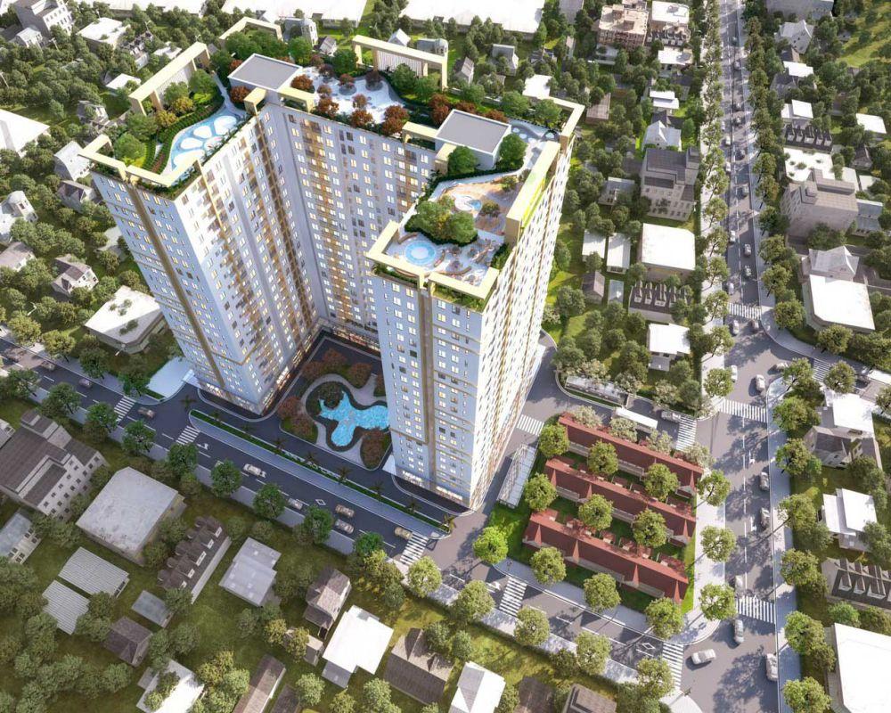 Căn hộ Tecco Felice Homes Thuận An 1