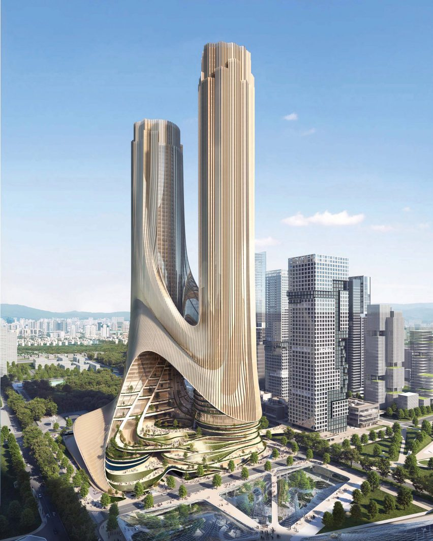 10 siêu phẩm siêu cao ốc của các kiến trúc sư nổi tiếng nhất thế giới
