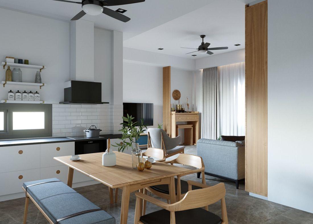 Biến hóa phong cách thiết kế nội thất hiện đại qua 4 căn hộ điển hình tại Việt Nam