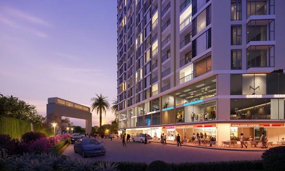 Tiện ích nội khu của căn hộ Thiên Quân Marina Plaza Cần Thơ