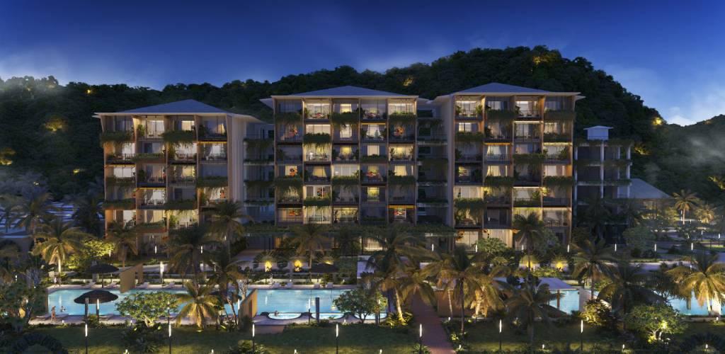 Khu du lịch nghỉ dưỡng Apec Mandala Sky Villas Kim Boi Hòa Bình