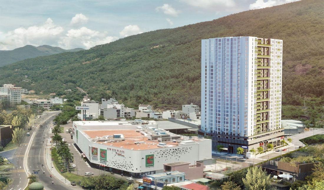 Căn hộ Calla Apartment Quy Nhơn 1
