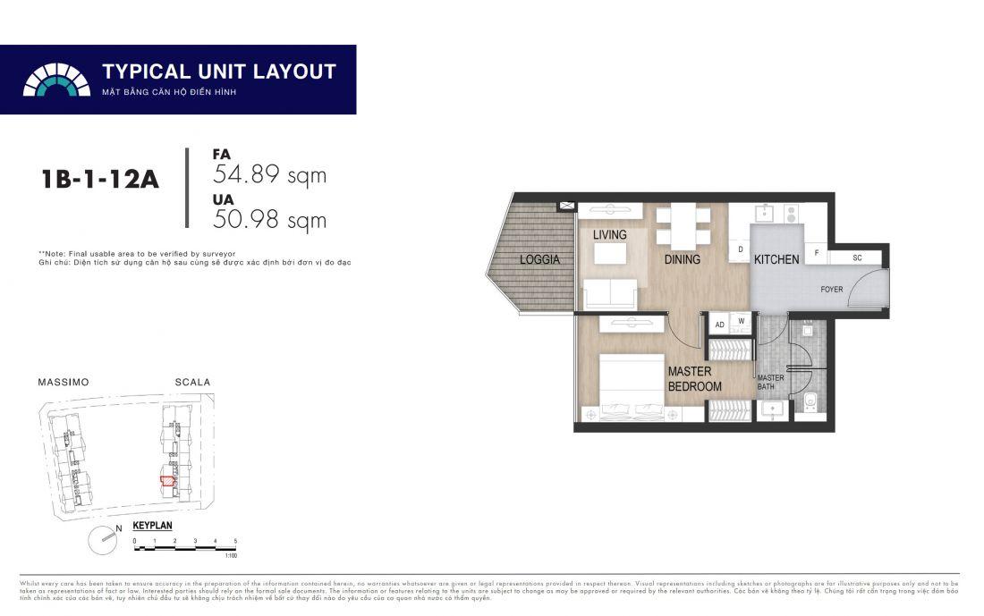 Căn hộ The Opera Residence Quận 2 - Ảnh 3