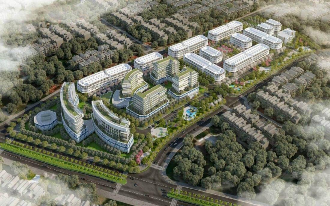 Quy mô dự án Calyx Residence Đông Anh Hà Nội