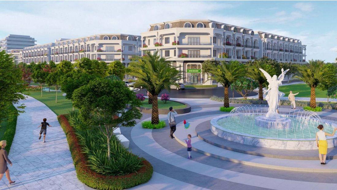 Tiện íchdự án Calyx Residence Đông Anh Hà Nội