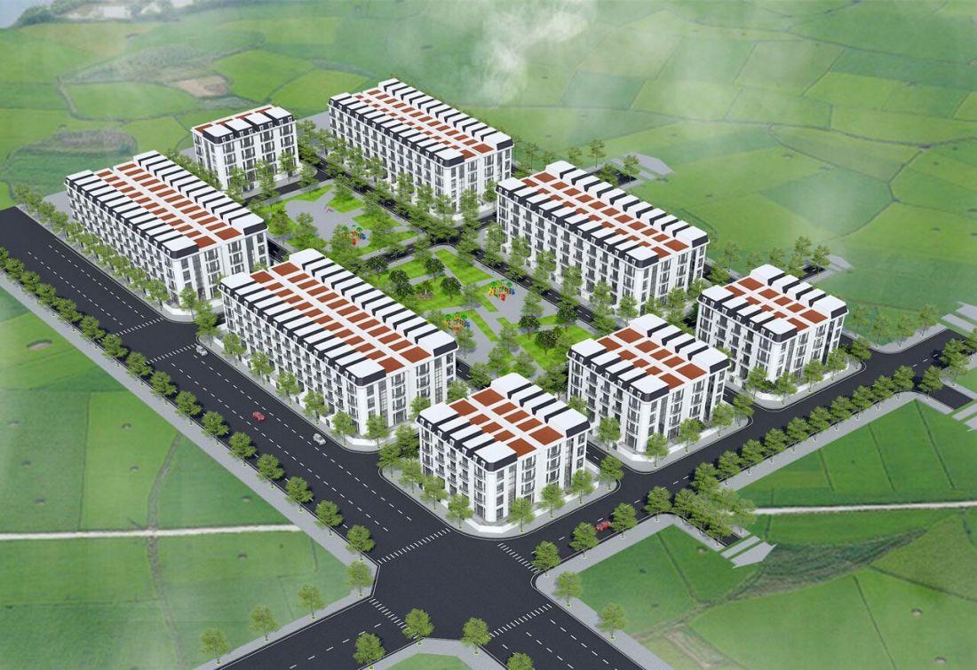 Dự án nhà ở thương mại Hoàng Hà Riverside Hải Phòng