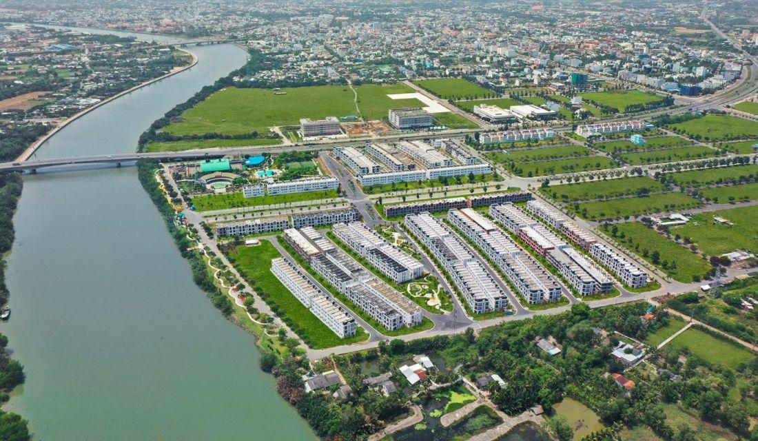 Bất động sản khu Tây TP.HCM: Giá bất động sản tăng ổn định