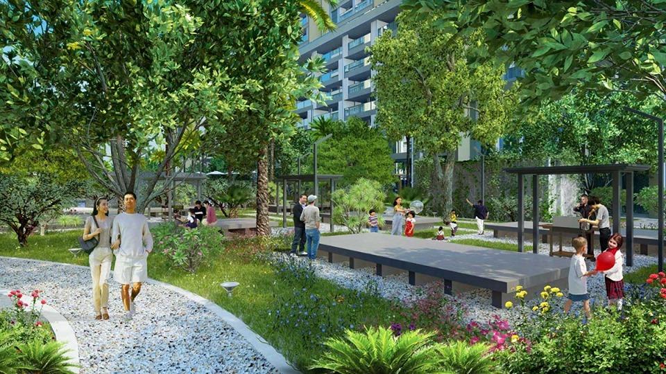 Dự án chung cư Ariyana Lakeside Hà Đông