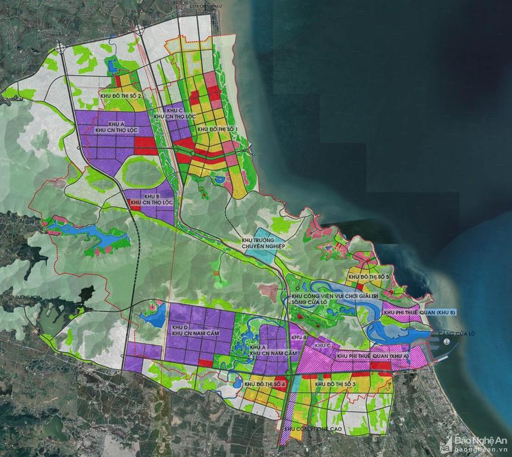 Vì sao phải điều chỉnh tổng thể quy hoạch chung Khu kinh tế Đông Nam?
