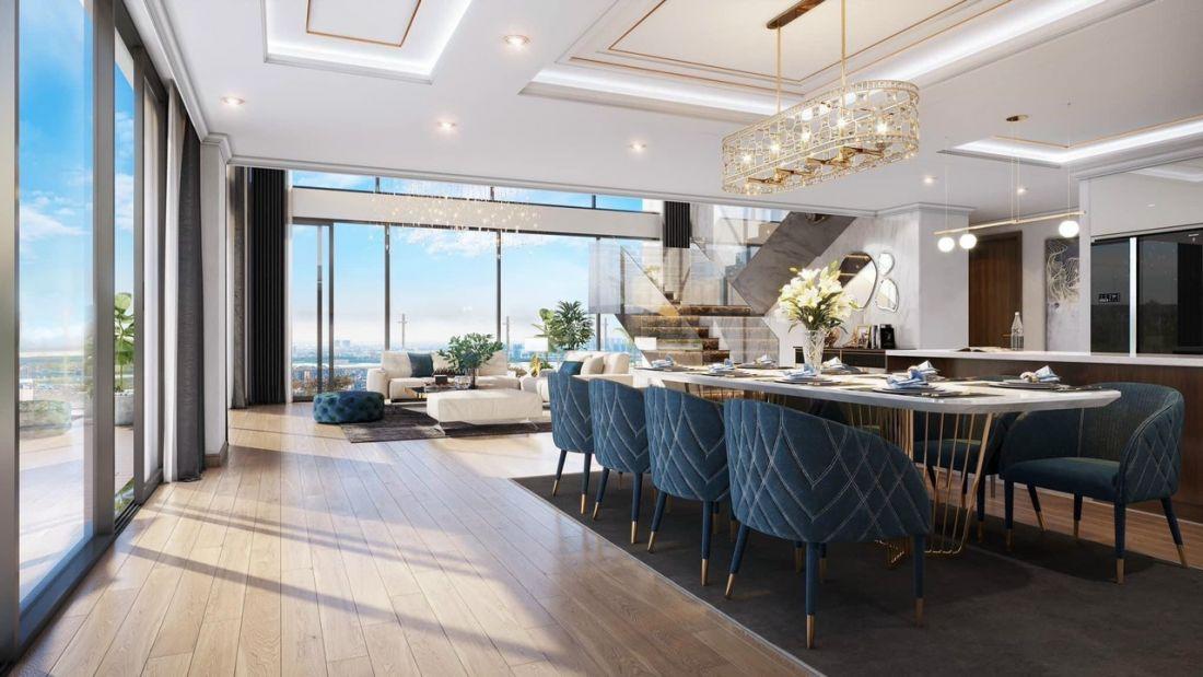 Căn hộ chung cư cao cấp Discovery Skyline
