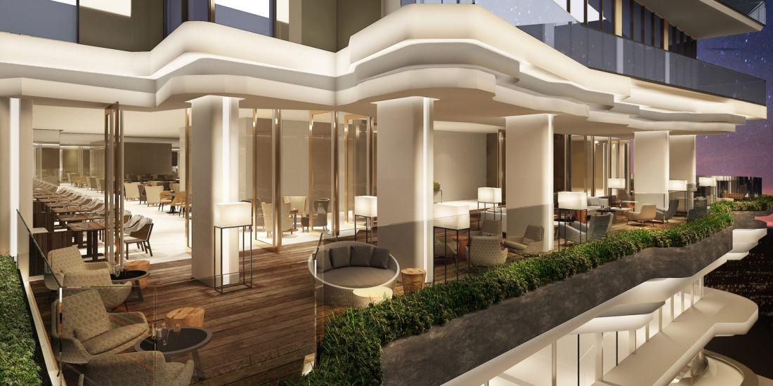 Tổ hợp khách sạn, shophouse Movenpick Central Quảng Bình 4