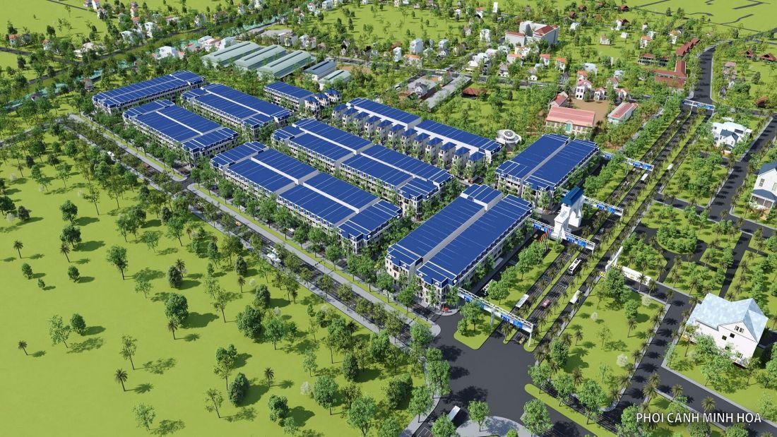 Khu đô thị Tiền Hải Center City Thái Bình
