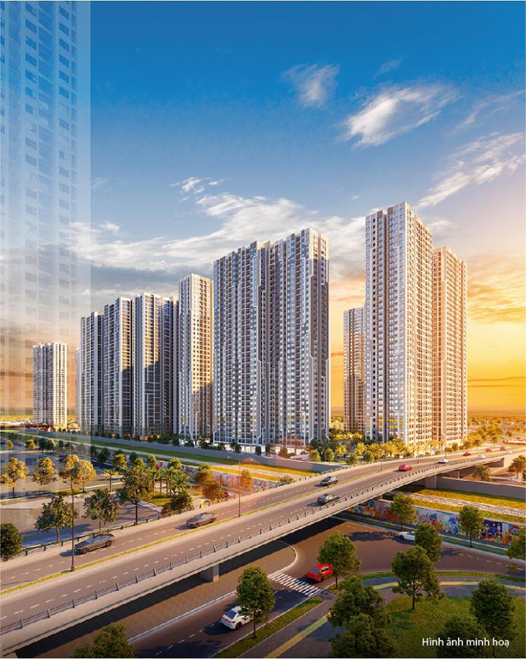 Quy mô dự án căn hộ Metrolines Smart City Hà Nội