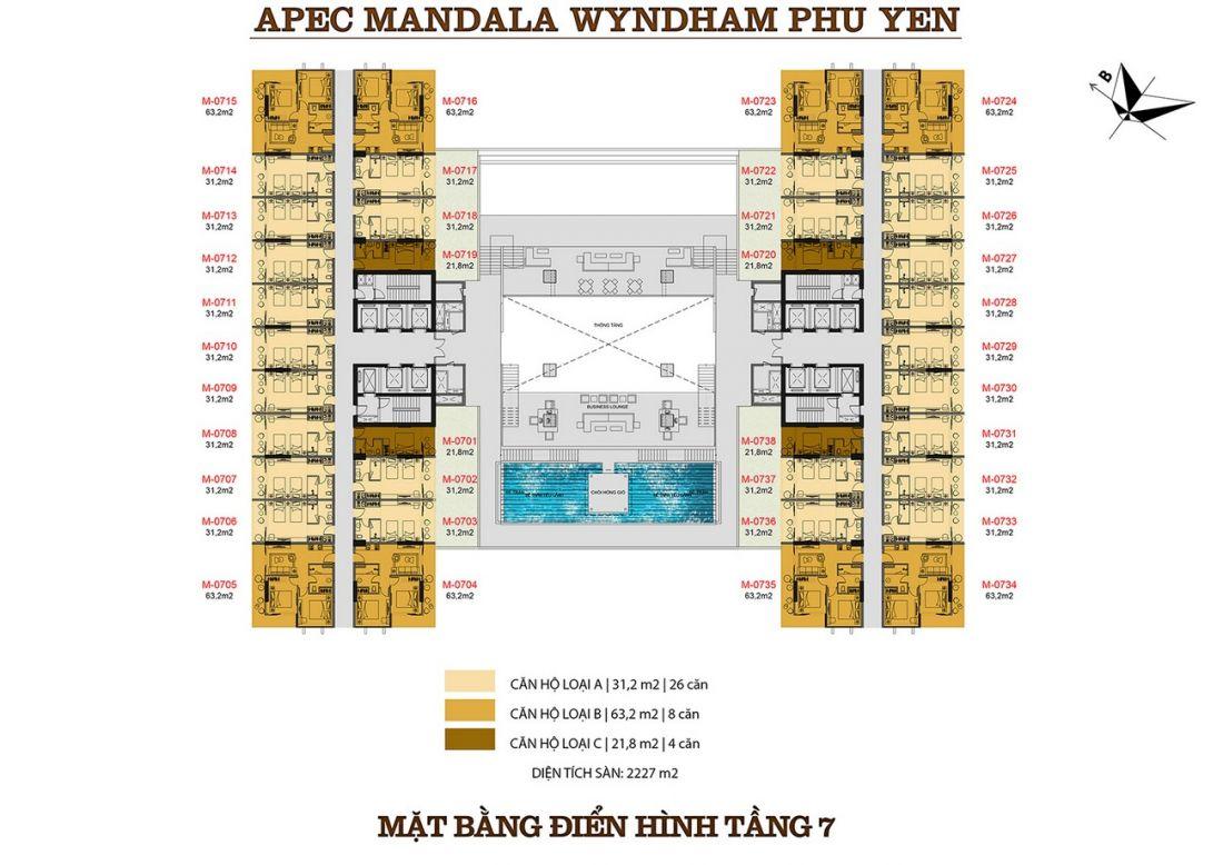 Dự án Apec Mandala Wyndham Phú Yên