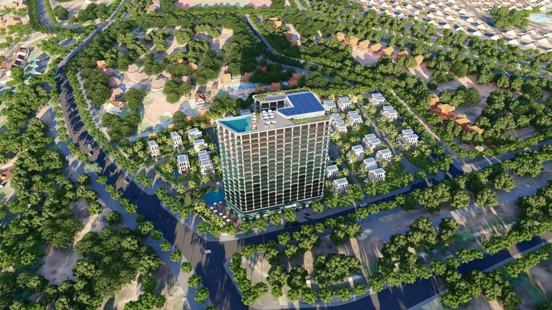 Quy mô dự án căn hộ Casa Marina Mũi Né Phan Thiết