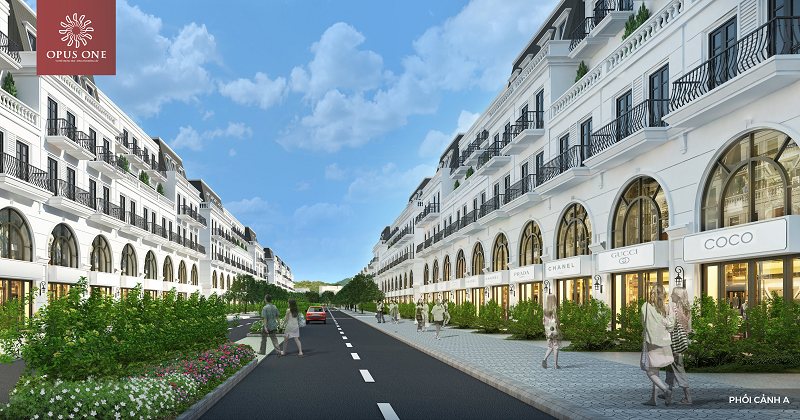 Khu dân cư Opus One Uông Bí