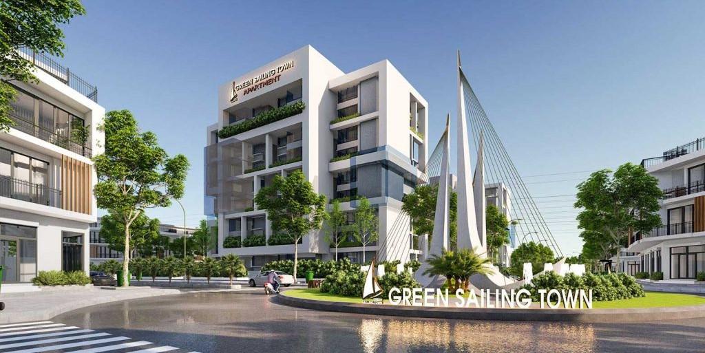 Khu dân cư Green Sailing Town Long An 6