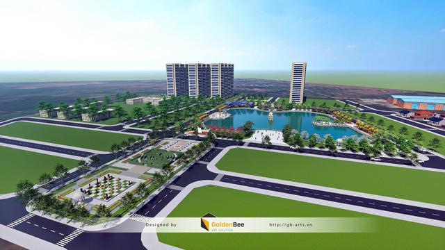 Phân khu Phú Tài - Khu đô thị Phú Quý Golden Land Hải Dương