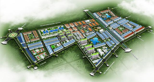 Khu đô thị Phú Quý Golden Land Hải Dương