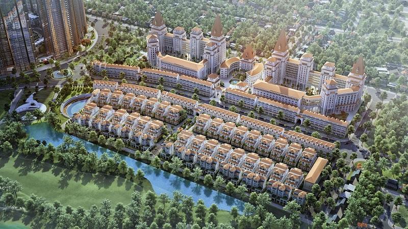 Khu đô thị Sunshine Wonder Villas Hà Nội