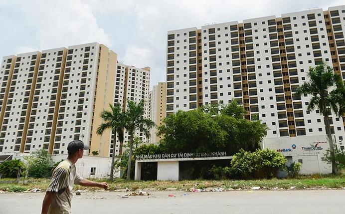 TP.HCM phân bổ lại 3.426 căn hộ, nền đất phục vụ tái định cư [NEW]