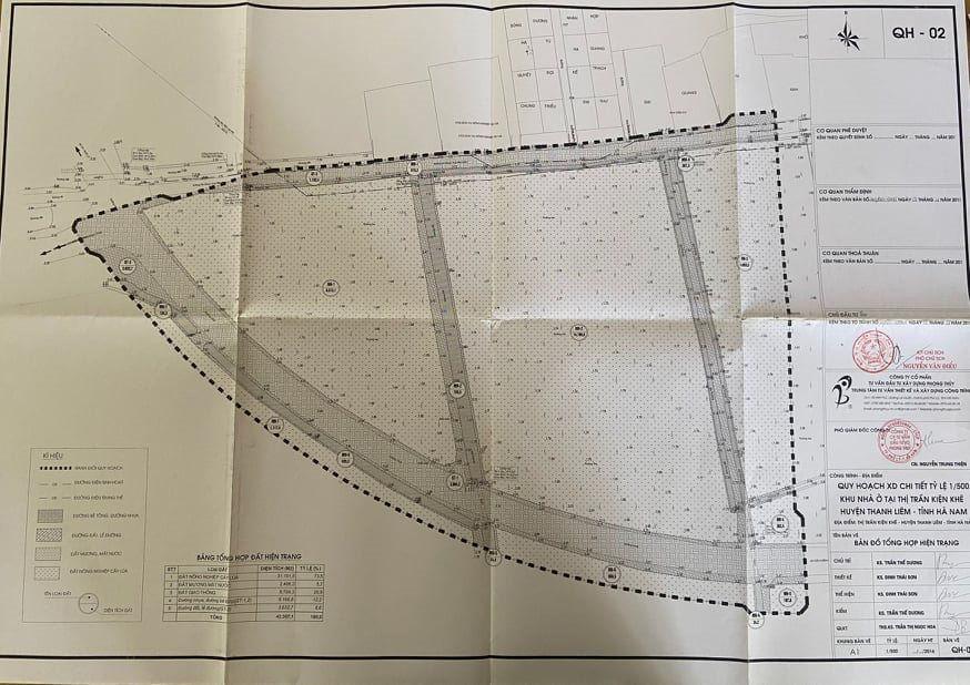 Hà Nam: Chưa được giao đất, Công ty Thu Ngân đã ồ ạt san lấp, thi công dự án nhà ở tại huyện Thanh Liêm [NEW]