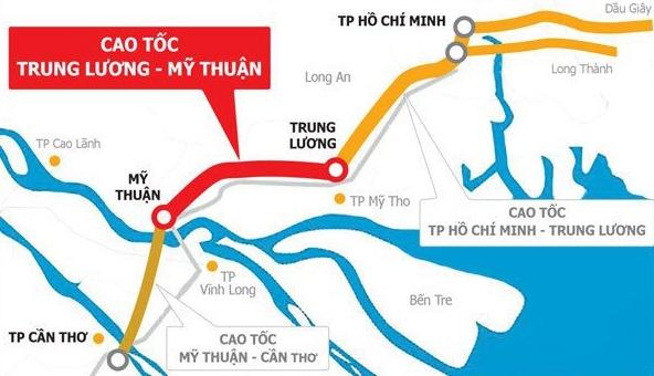 Bộ Giao thông Vận tải đề xuất cơ chế gỡ vướng cao tốc Mỹ Thuận – Cần Thơ [NEW]