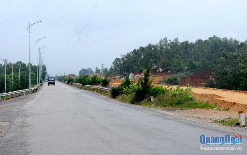 Quỹ đất ở Khu kinh tế Dung Quất: Chưa khai thác hiệu quả [NEW]