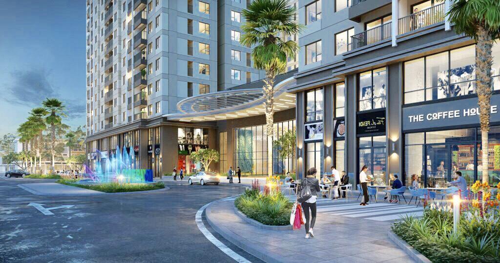 Dự án căn hộ Khang Điền Bình Tân