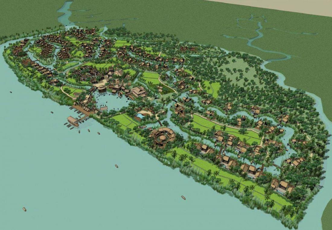 Six Senses Sài Gòn River được tăng diện tích đất xây nhà liên kế [NEW]