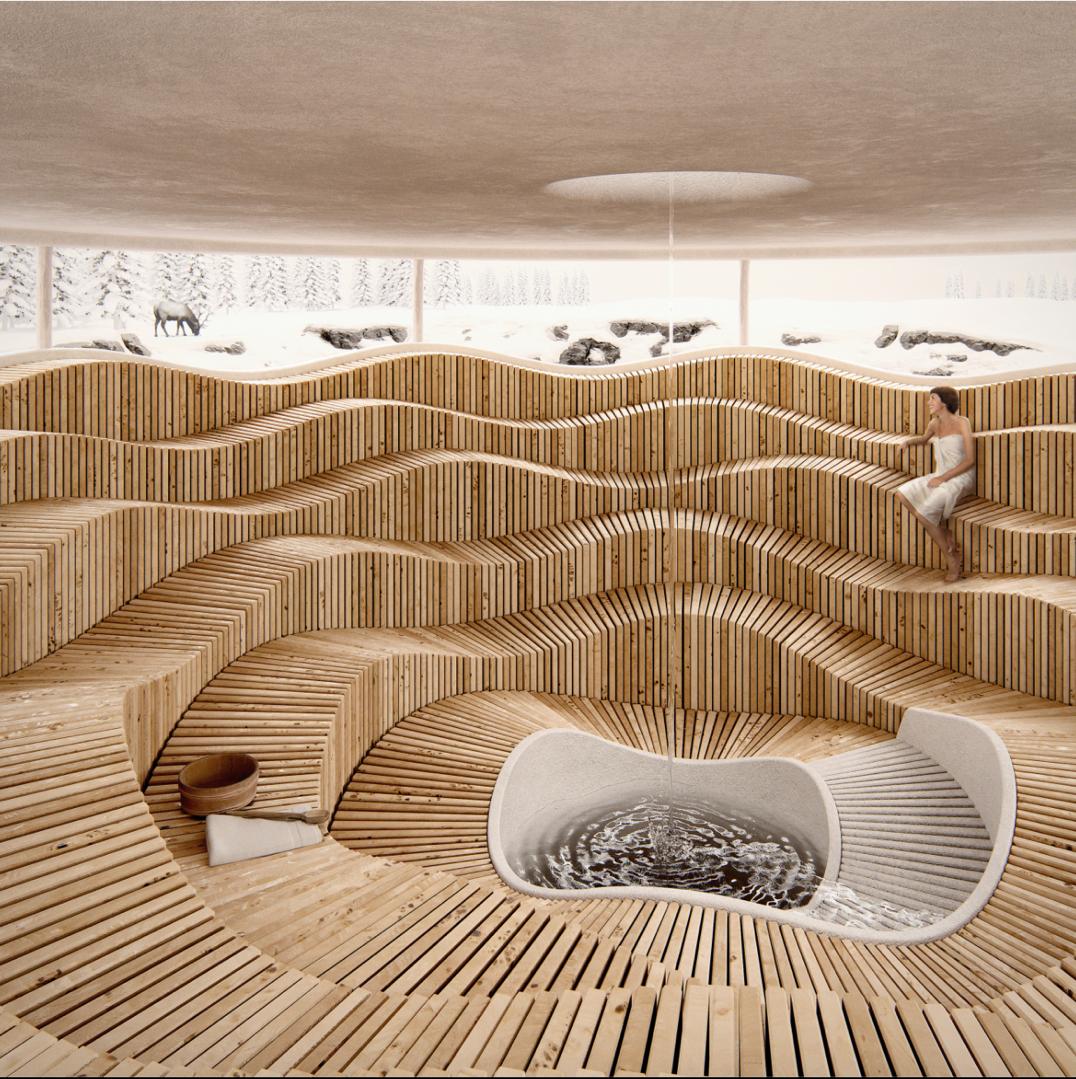 """Cận cảnh tổ hợp Onsen 1.000 tỷ trong Ecopark, phát triển bởi 3 """"ông lớn""""  Nhật Bản - CafeLand.Vn..."""