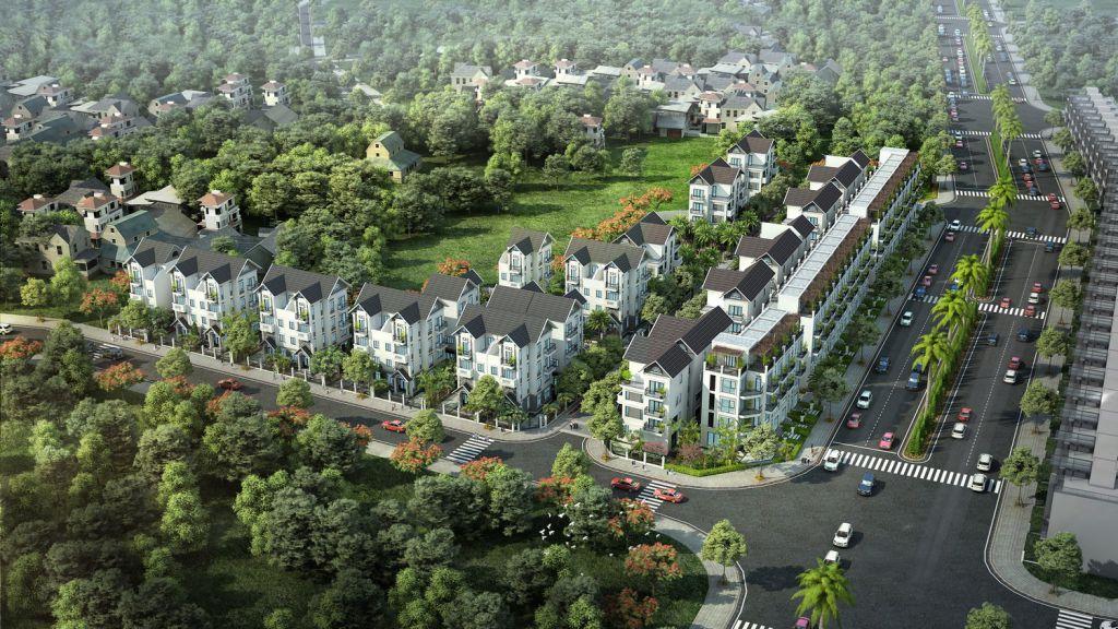 Khu đô thị sinh thái Vinhomes Dream City Hưng Yên