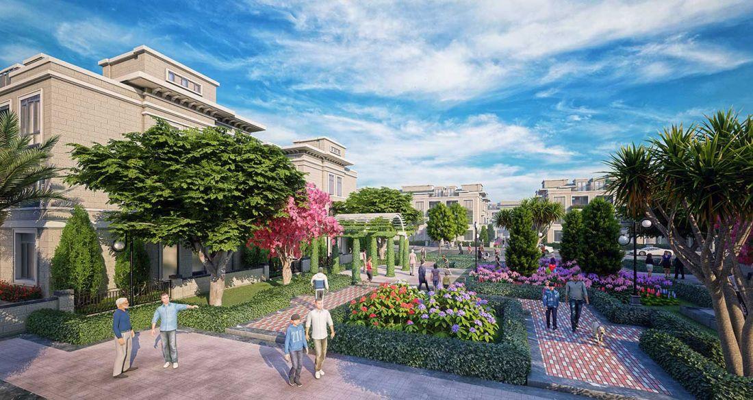 Tiện ích dự án khu đô thị Ruby City Bình Phước