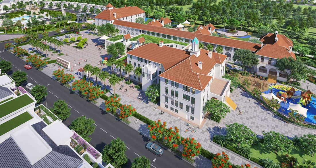 Khu đô thị Ruby City Bình Phước