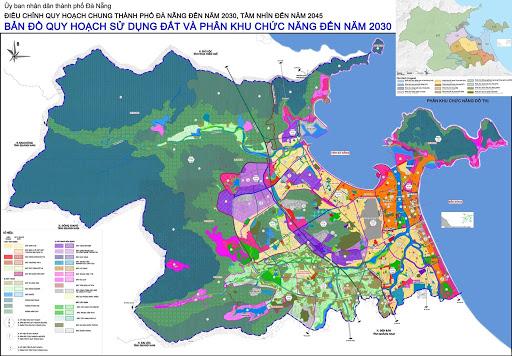 Đà Nẵng: Tập đoàn SunGroup, BRG, T&T,… đăng ký đóng góp ý tưởng quy hoạch phân khu trên địa bàn [NEW]
