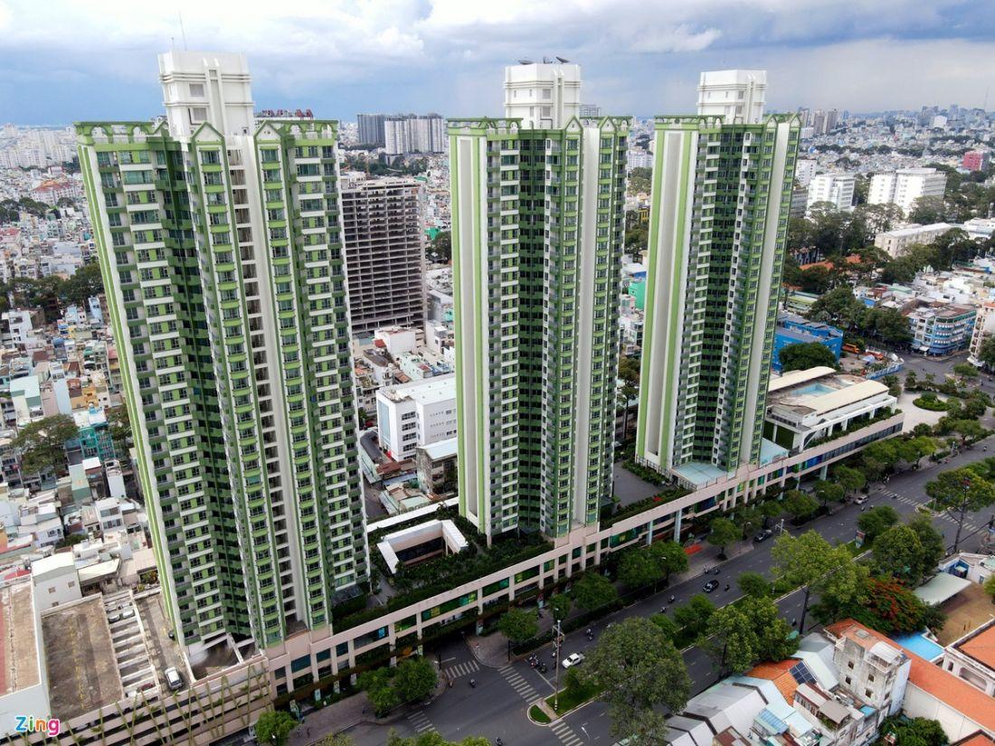 Trưng dụng căn hộ mẫu ở Thuận Kiều Plaza làm nơi nghỉ ngơi cho bác sĩ [NEW]
