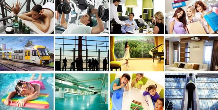 Tổ hợp căn hộ, dịch vụ nghỉ dưỡng Wyndham Sailing Bay Resort Quy Nhơn