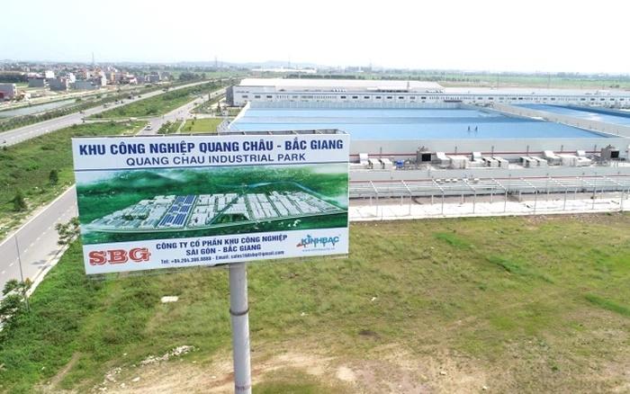 Bắc Giang mở rộng khu công nghiệp Quang Châu [NEW]