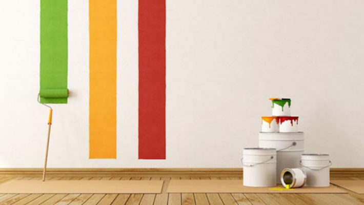 Các loại sơn nội thất được ưa chuộng hiện nay