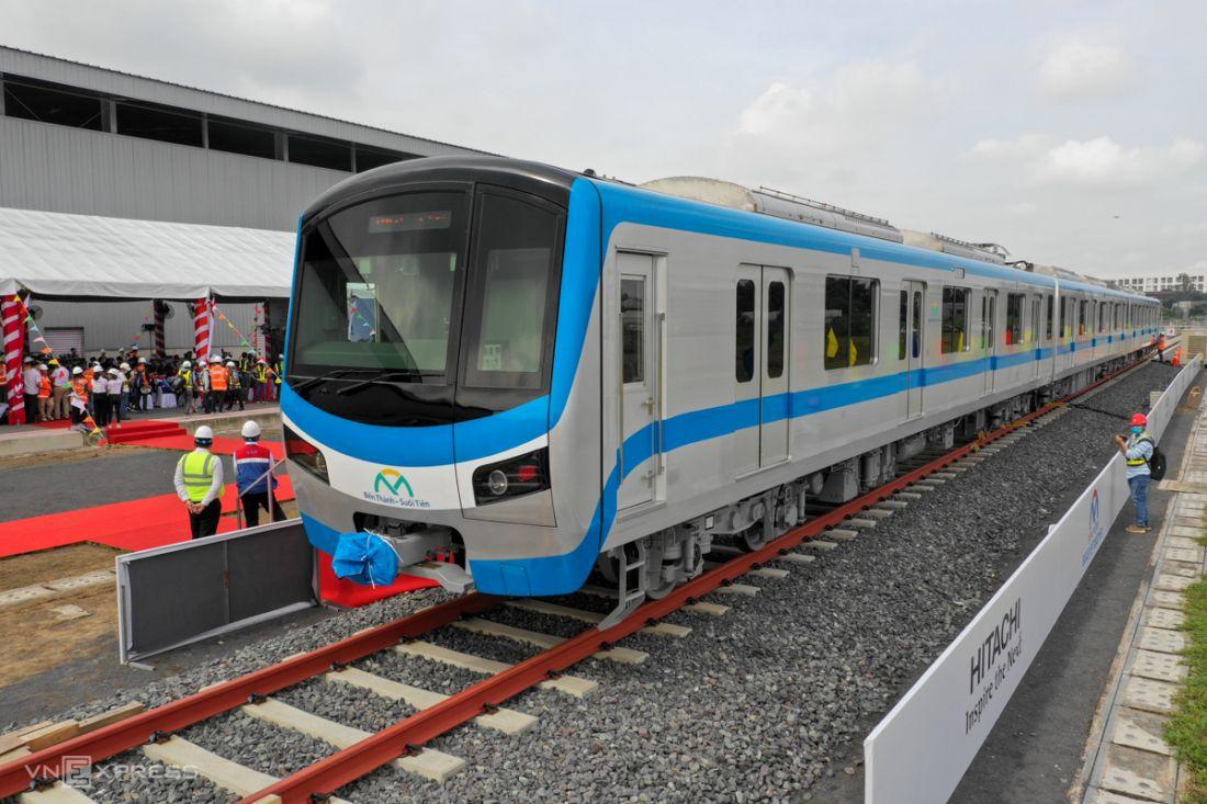Điều chỉnh thời gian chạy thử nghiệm tuyến metro Bến Thành - Suối Tiên [NEW]