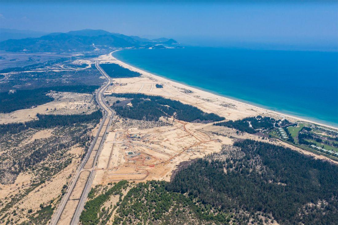 Khu Kinh tế Nhơn Hội sắp có thêm đô thị - du lịch nghỉ dưỡng biển cao cấp [NEW]