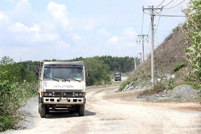 Nhiều dự án vướng ở khâu thỏa thuận đất đai với người dân