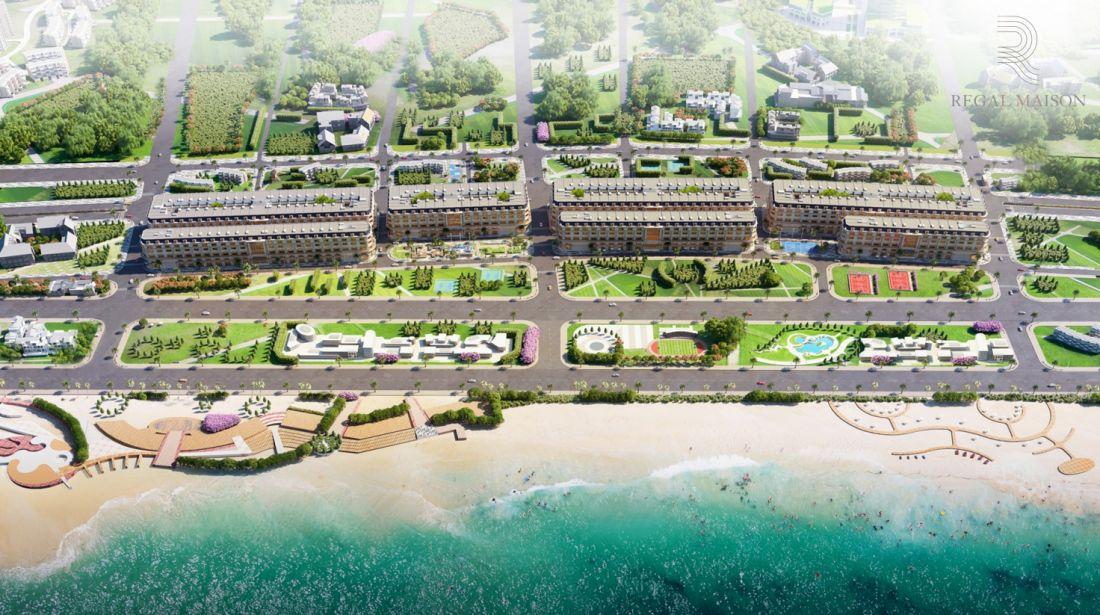 Khu dân cư Regal Maison Phú Yên
