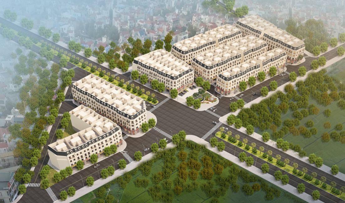 Quy mô dự án Sơn Đồng Center Hà Nội