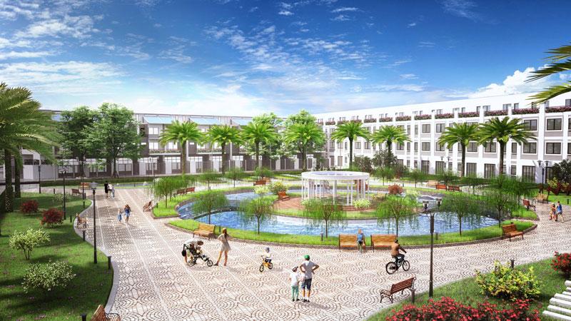 Tiện ích dự ánD' Metropole Hà Tĩnh